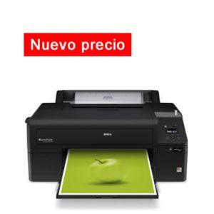 Impresora fotográfica Epson SureColor SC-P5000 STD Violet Spectro