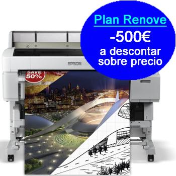 SureColor SC-T5200 Renove ESP