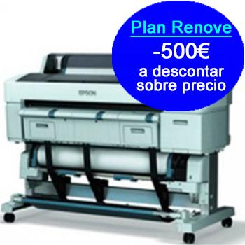 SureColor SC-T5200D Renove ESP