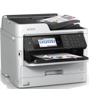 Multifunción Epson WorkForce Pro WF-C5790DWF