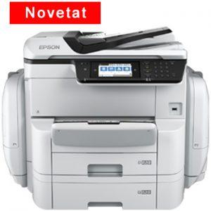 Impressora Epson WorkForce Pro WF-C869RDTWF