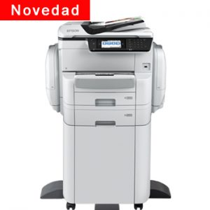 Impresora Multifunción Epson WorkForce Pro WF-C869RDTWFC