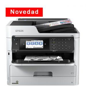 WorkForce Pro WF-M5799DWF Novedad