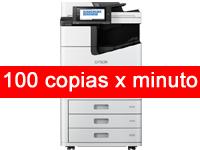 Impresora Epson Enterprise 100 copias x minuto