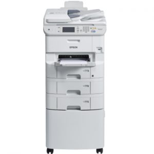 Impresora Multifunción Epson WorkForce Pro WF-6590D2TWFC