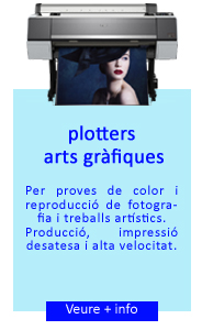 plotters Arts Gràfiques Epson