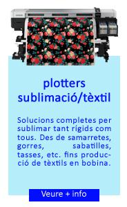 plotter Sublimació Tèxtil Epson