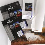 Papel Fotográfico Canson Infinity 1471514417_famille-platine-fibre-rag