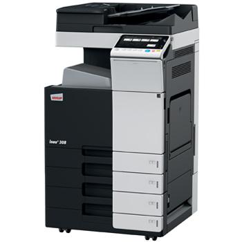 Impresora Multifunción Láser Ineo+ 308