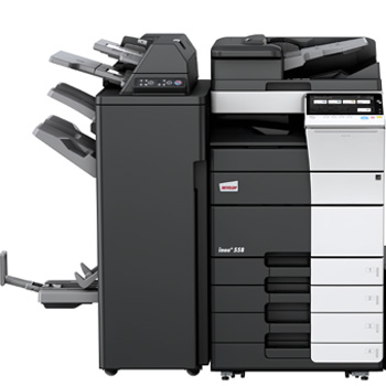 Impresora Multifunción Láser Ineo+ 558