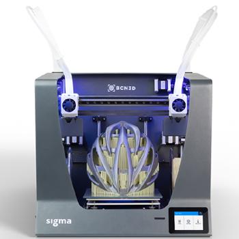 Impresora 3D BCN3D Sigma Release 2017