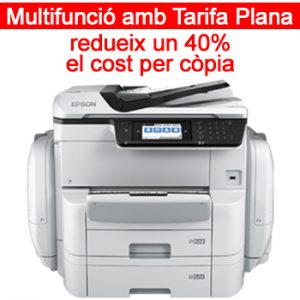 WorkForce Pro WF-C869RD3TWFC 2 CATALÀ