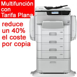 WorkForce Pro WF-C869RD3TWFC TARIFA PLANA 2