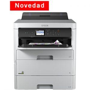 WorkForce Pro WF-C529RDTW Novedad