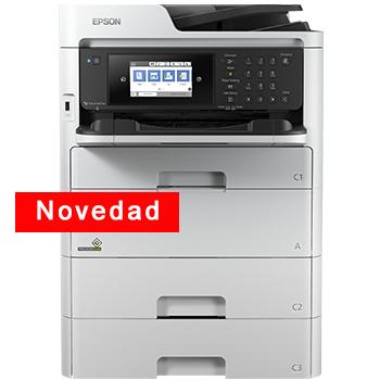 WorkForce Pro WF-C579RD2TWF Novedad