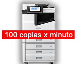 impresora Enterprise 100 LANDING