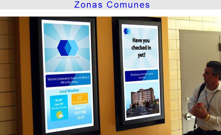 Foto Sanitat Zonas comunes