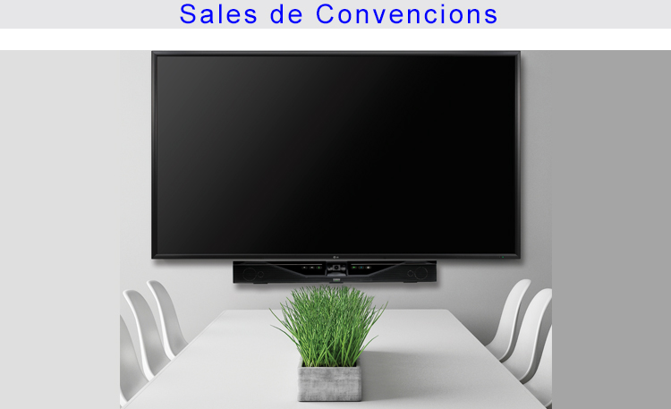 Foto hoteles Convenciones 3 CATALÀ