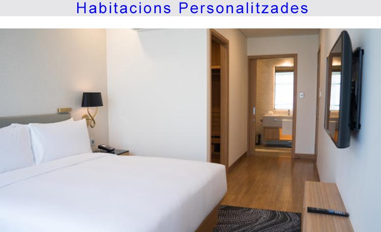 Foto hoteles Habitaciones 2 CATALÀ