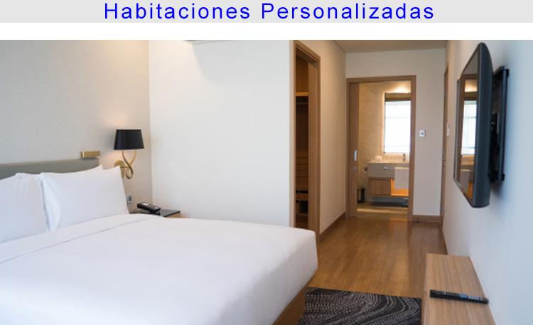 Foto hoteles Habitaciones 2