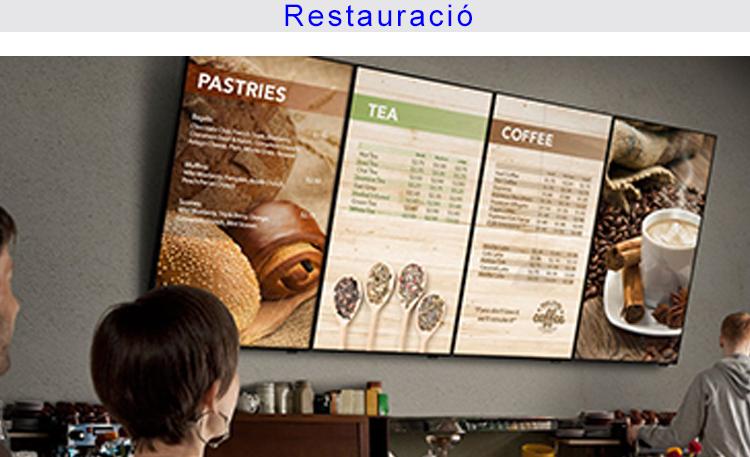 Foto hoteles Restauración 2 CATALÀ