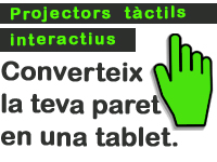 Home grafisme Proyector CATALÀ