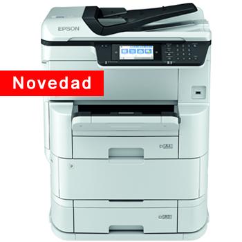 WorkForce Pro WF-C878RDTWF Novedad ESP