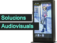Home Soluciones Audiovisuales CATALÀ blau